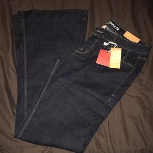 NWT MOSSIMO SUPPLY CO Flare Jeans